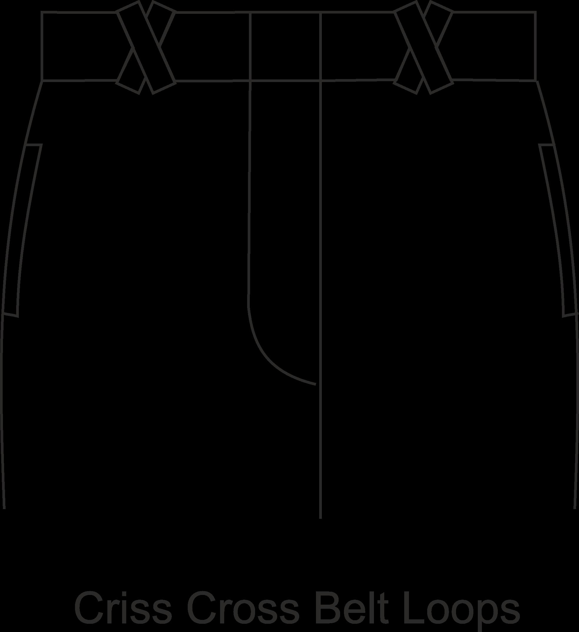 buckles-criscross-belt-loops